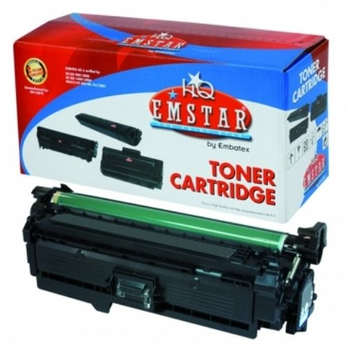 Emstar lézertoner For Use HP CE250A fekete H707 5000 old.