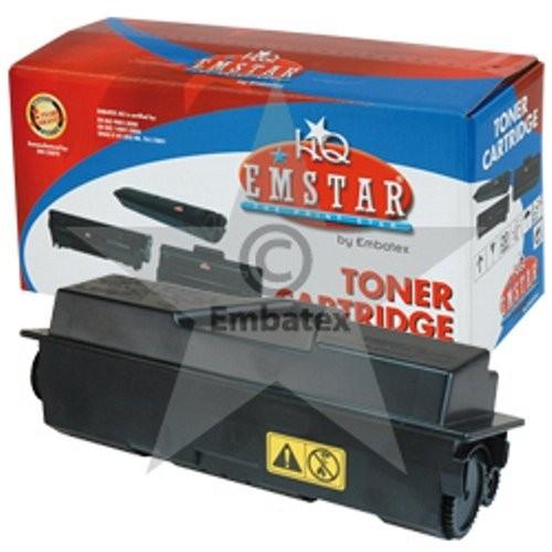 Emstar lézertoner For Use Kyocera TK-130 fekete K540 7200 old.