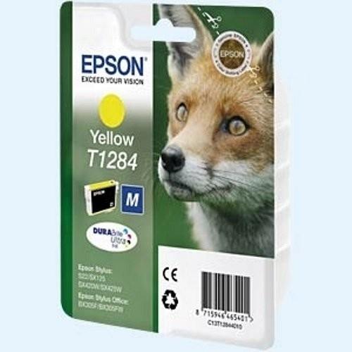Epson tintapatron T128440 sárga