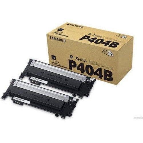 Lézertoner Samsung CLT-P404B fekete