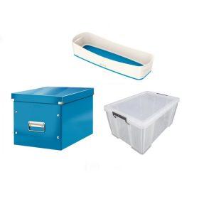 Tároló, szállító dobozok, eszközök