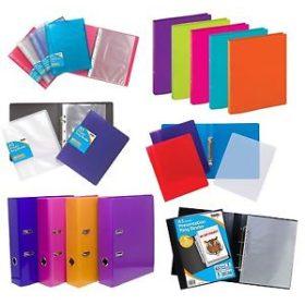 Iratgyűjtők, ajánlat- és iratvédő mappák