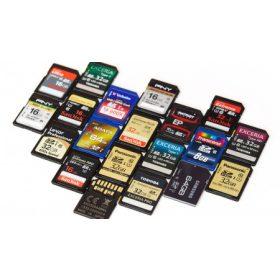 Memória kártyák