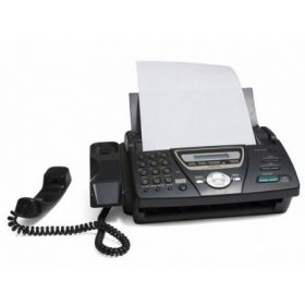 Normál papíros faxkészülékek