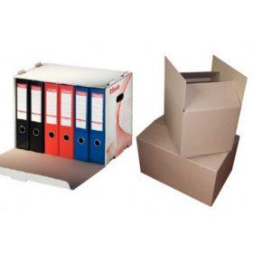 Iratarchiváló-, tároló dobozok