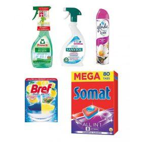 Tisztító- és takarítószerek